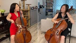 F. A. Kummer Cello Duet, op. 22, Andantino - Helen Z. Altenbach