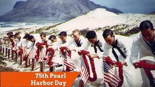 75th Pearl Harbor Day