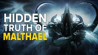 Hidden Truth Behind Malthael the Archangel of Death [Diablo Lore]