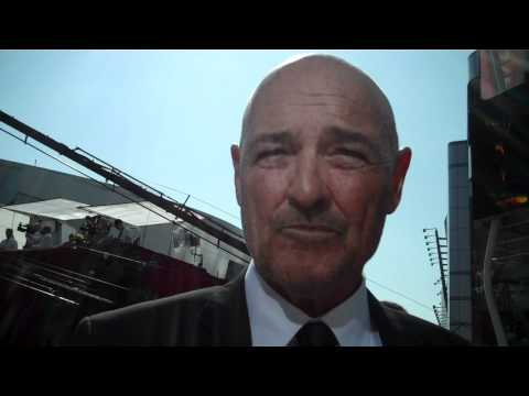 Terry O'Quinn at the 2010 Emmy Awards