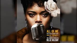 """Stream/download """"all of me"""": https://andraday.lnk.to/allofmemusic from the motion picture 'the united states vs. billie holiday,' directed by lee daniels. pr..."""