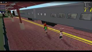 ROBLOX Texas and Southern Railroad Trains