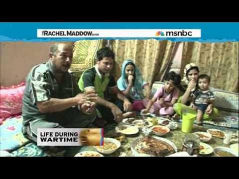 Rachel Maddow - Daily Life in Baghdad