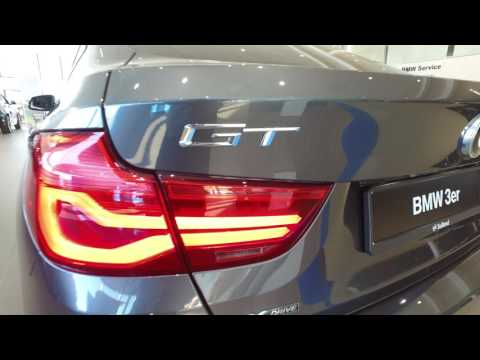 BMW 3 320i GT M Styling 2017 Exterior Interior Video