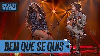 Baixar Bem Que Se Quis | IZA + Saulo Fernandes | Música Boa Ao Vivo | Música Multishow