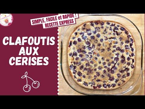 clafoutis-aux-cerises-🍒-sans-beurre-et-sans-huile-!-recette-express