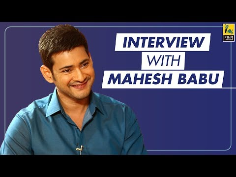 Mahesh Babu Interview with Anupama Chopra | Teaser