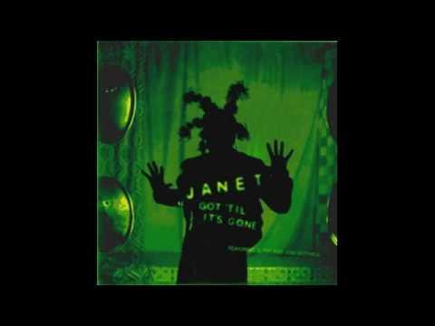 Janet Jackson - Got 'Til It's Gone (produced by the Ummah)