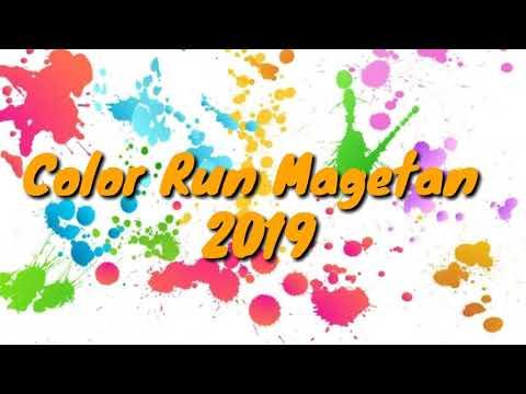 Color Run Magetan 2019 | MILLENNIAL ROAD SAFETY FESTIVAL