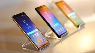 CES 2018 - Samsung Galaxy A8 - Mobzilla Flesz odc. 8 [+KONKURS - zakończony]