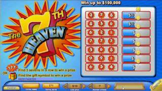 The 7th Heaven - Online Scratch Cards Thumbnail