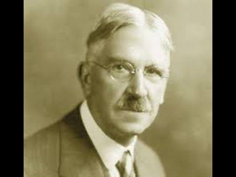 سلسلة، هؤلاء علموني ...جون ديوي : John Dewey