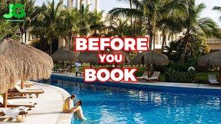 Excellence Riviera Cancun ReviewWalkthrough