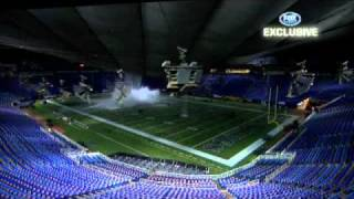 Minnesota Vikings - Metrodome Roof Collapse HQ!