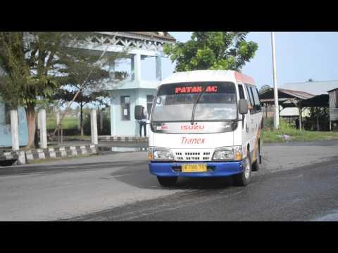 Tranex (Transport Express) Micro Bus