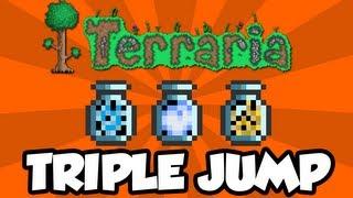 Terraria 1.2 - Triple Jump (New Terraria 1.2 Items)