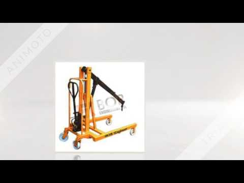 Hydraulic Stacker Manufacturer +91 9662241905 (Vipul Patel) - BOB Engineering Co.