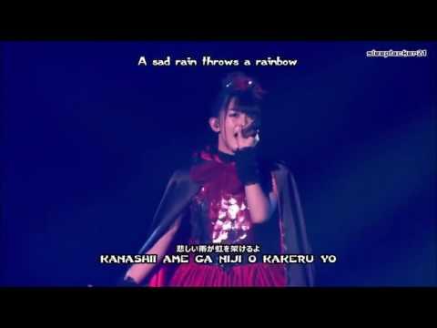 No rain no rainbow with english lyrics!!!