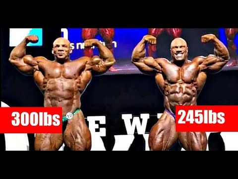 Phil Heath Says He Plans On Coming In Smaller At The 2018 Olympia