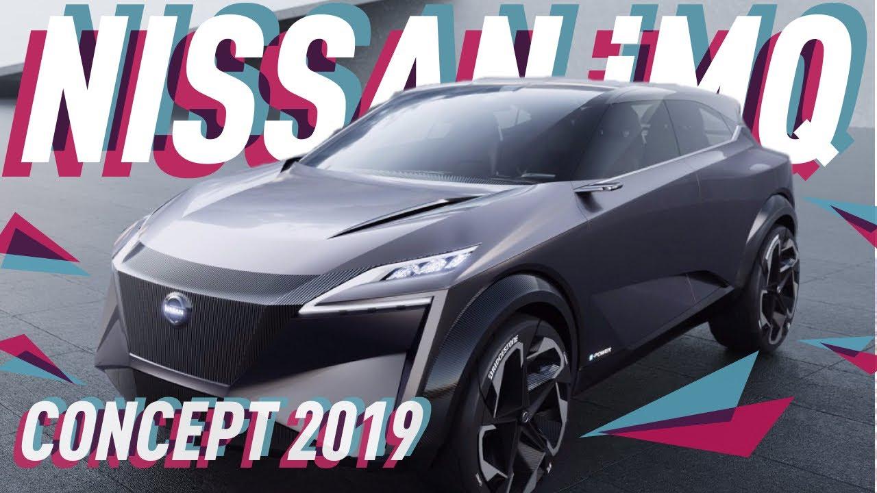 Будущий Кашкай/Nissan iMQ Concept/Дневники Женевского автосалона