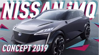 Nissan iMQ Concept 2019 с Женевы
