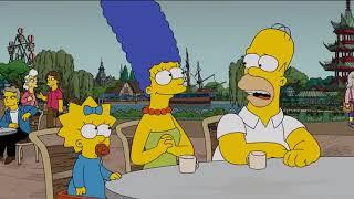 Há Algo de Podre no Reino da Dinamarca (03/05) Os Simpsons 29ª Temporada Dublado Em HD