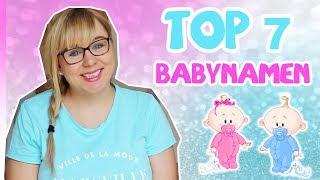 Top 7 Babynamen, die es nicht geworden sind (31. SSW schwanger)
