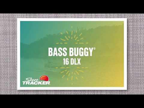 Sun Tracker Bass Buggy 16 DLX video