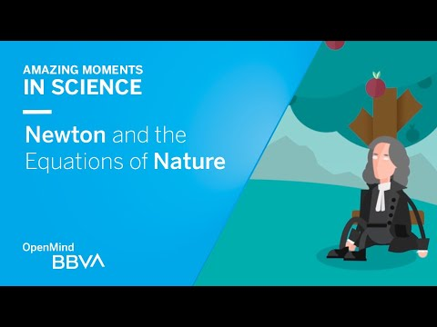 Newton And The Equations Of Nature