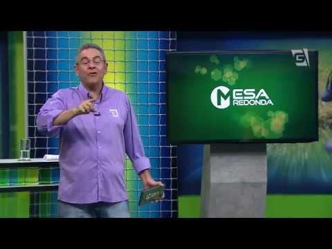 Mesa Redonda - Brasileirão 6ª Rodada: Santos X Ponte Preta (07/06/15)