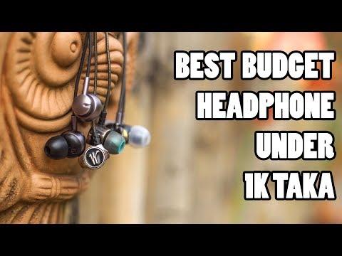 Best Earphones Under 1000 BDT  ১০০০ টাকায় সেরা ইয়ারফোন   ATC । 4K