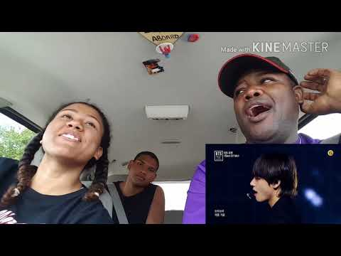 BTS (방탄소년단) - Best of Me @BTS COMEBACK SHOW REACTION VIDEO *in the car driving*