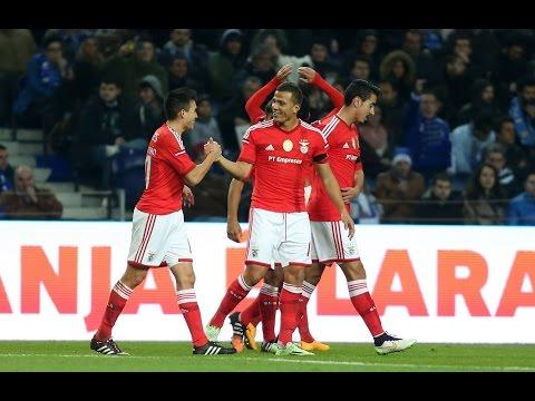 Porto vs Benfica 0-2   2 GOLOS DE LIMA