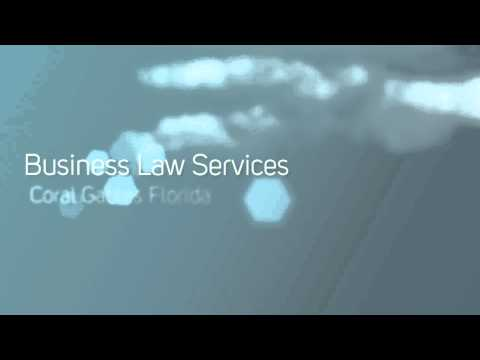 Business Law Services Coral Gables Florida