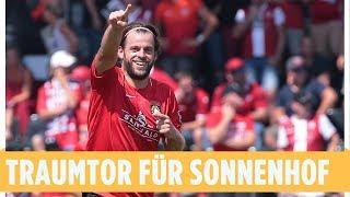 Sahne-Lupfer von Röttger gegen Kaiserslautern | Top 10 Highlights 3. Liga - Woche 2
