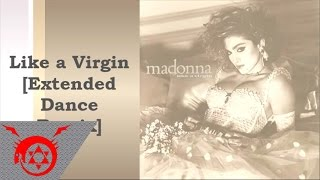 Madonna - Like a Virgin [Extended Dance Remix] (Audio)