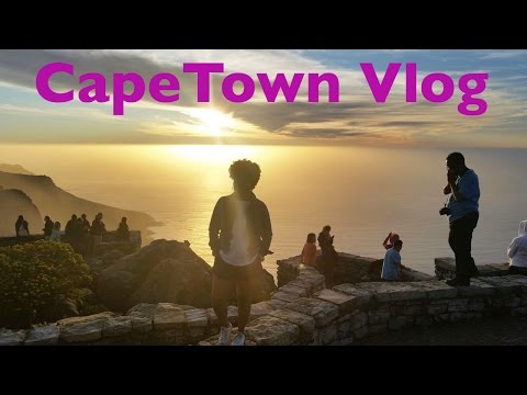 Travel Vlog: Cape Town South Africa | CeliaDW
