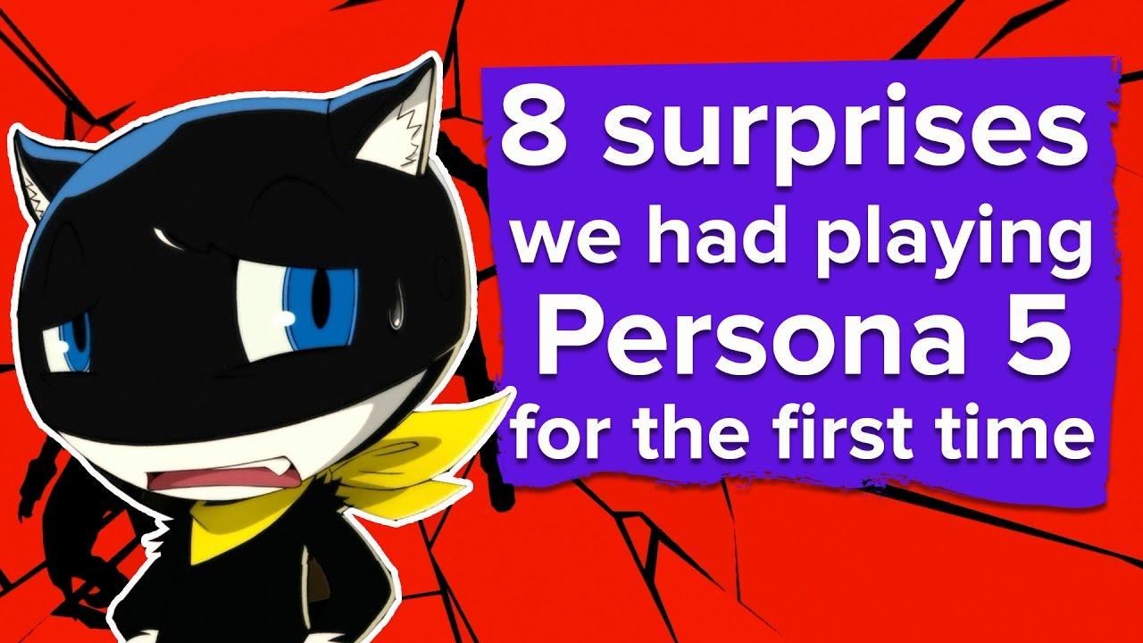 8 Surprises We Had Playing Persona 5 For The First Time