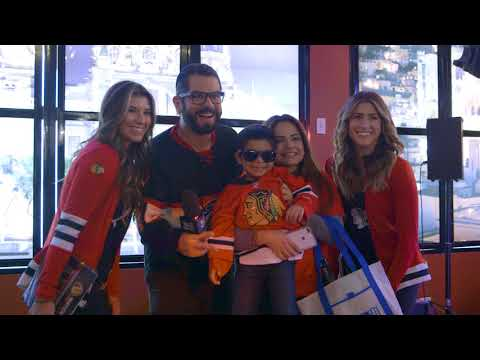 Blackhawks First Official Univision Watch Party
