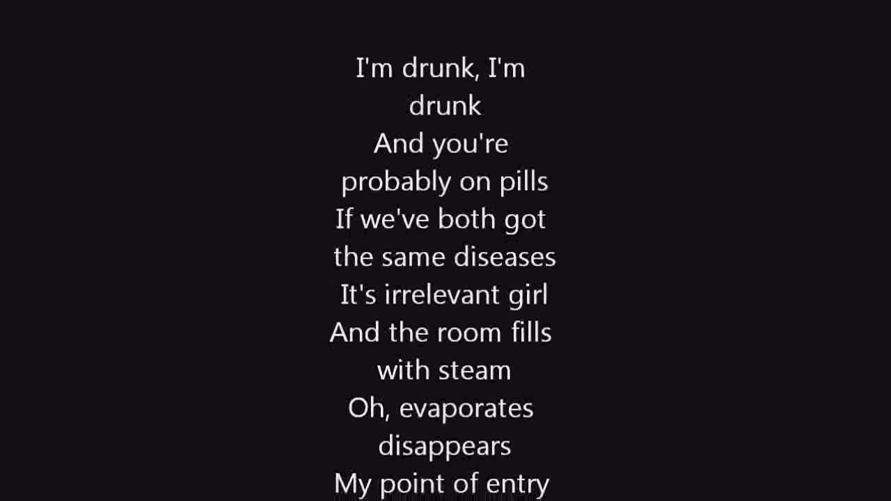 Warm lyrics