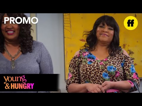 Young & Hungry | Season 2 Christmas Special Promo | Freeform - YouTube
