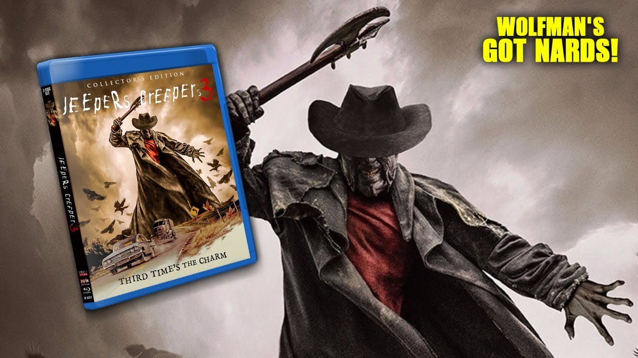 jeepers creepers blu ray