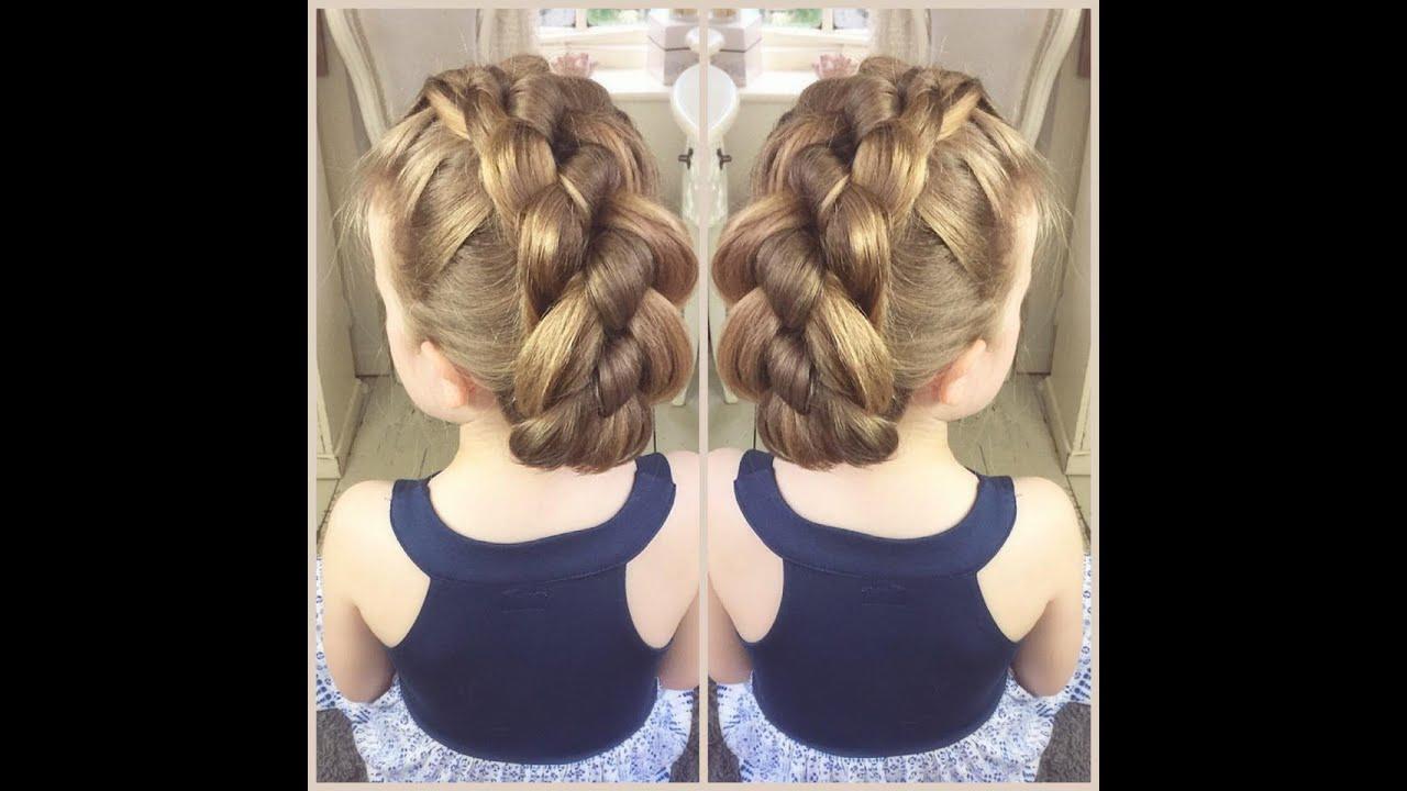 hair design girls easy - amazing