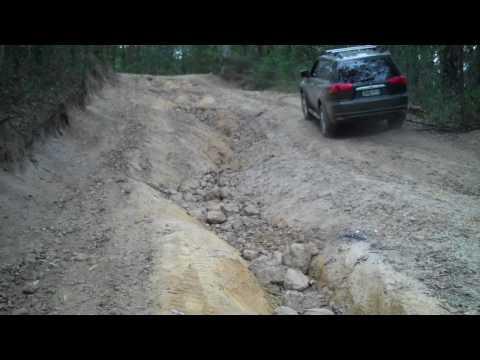 4WD Morton National Park