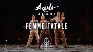 Femme Fatale   Arena LA 2019 [@VIBRVNCY Front Row 4K]