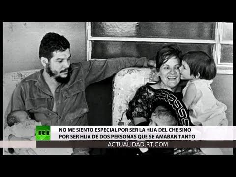 """Entrevista exclusiva de Aleida Guevara March,  hija de Ernesto """"Che"""" Guevara"""