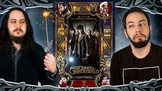 Σινε-Συμπόσιο – Fantastic Beasts: The Crimes of Grindelwald (spoiler-free)