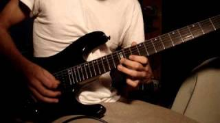 Blind Guardian - A Voice In The Dark guitar cover