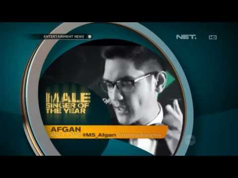 Afgan - Male Singer Of The Year - Indonesian Choice Awards