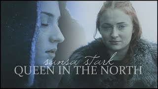 sansa stark | queen in the north